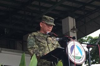 First responder in Marawi siege is new Wesmincom chief