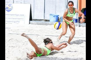PSL Beach Volleyball: Foton, F2 post 2-0 records en route to quarterfinals