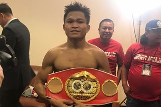 Boxing: For first time, Jerwin Ancajas' winning purse hits more than $100,000