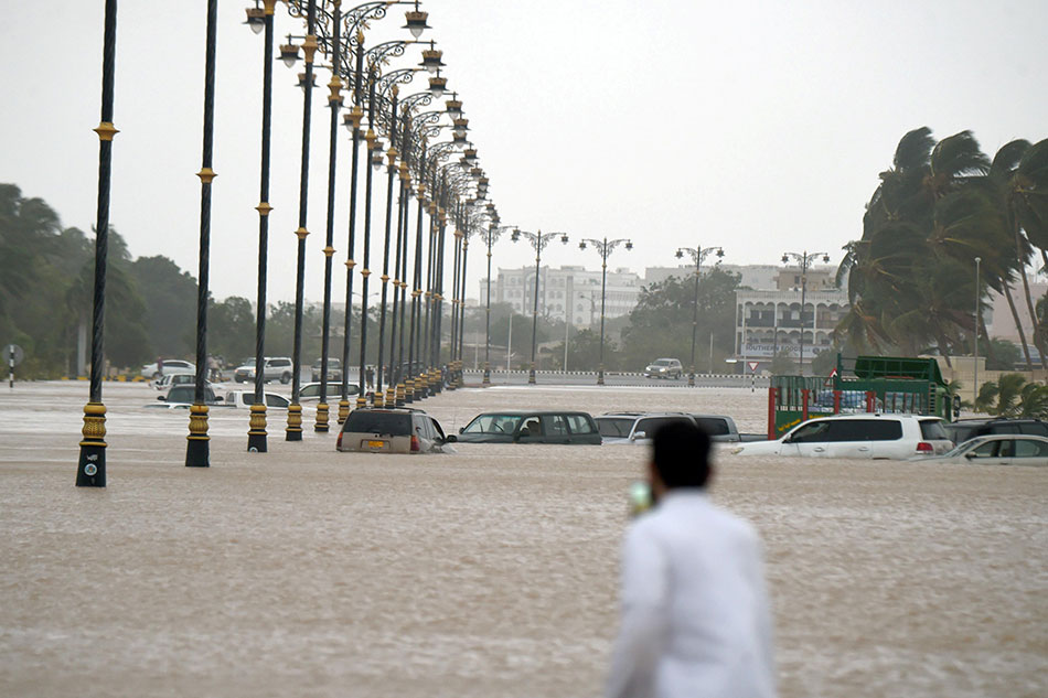 Indians among 11 killed as cyclone Mekunu strikes Oman, Yemen