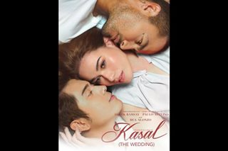 Bea's 'Kasal' reaches P100M in box office