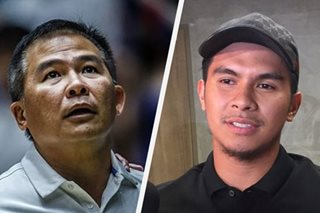 Basketball: Kiefer's suspension 'a bummer' for Gilas, Chot says