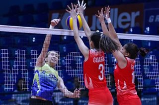 Volleyball: Cocolife opens PSL campaign with tough win over UE-Cherrylume