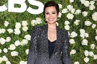 Lea Salonga voted Best Featured Actress for 'Once on This Island'