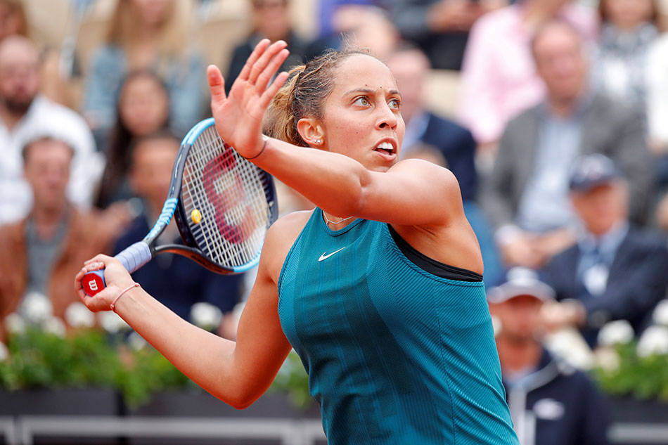 Madison Keys reveals important news in press conference