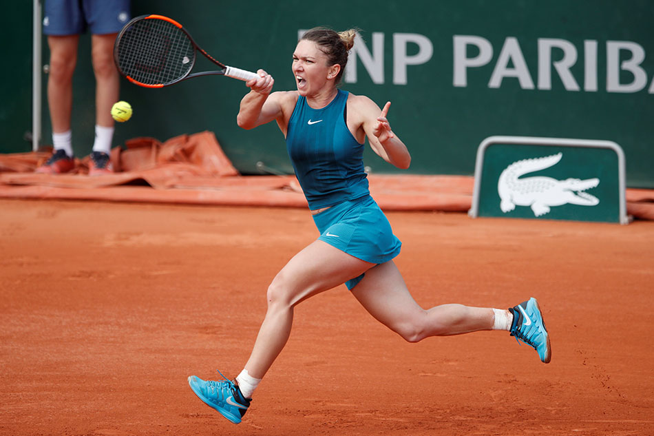 Must do better Halep into third Roland Garros final, faces Stephens