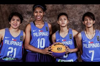 FIBA 3x3 World Cup: Filipinas look to defy low ranking, pull off surprises