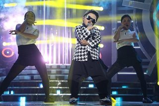 WATCH: Chunsa Jung performs as Psy for 'YFSF Kids'