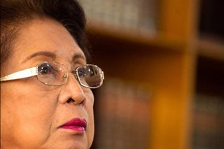 Ombudsman Morales urged to run for senator