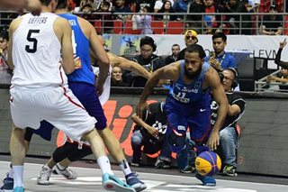 FIBA 3x3 World Cup: Pringle takes responsibility for PH's loss to Canada