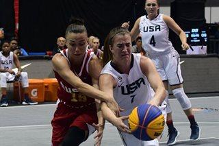 FIBA 3x3 World Cup Day 4: Team USA sweeps way to women's quarterfinals