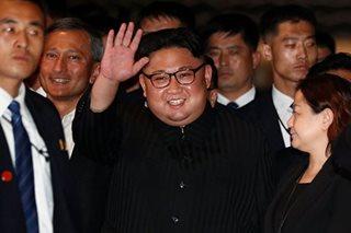 North Korea's Kim enjoys Singapore sites on eve of summit with Trump