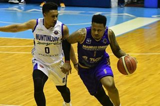 MPBL: Ray Parks debut spoiled, as Mandaluyong falls to Muntinlupa