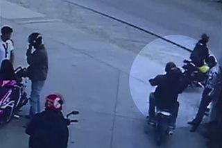 SAPUL SA CCTV: Pamamaril sa sekyu