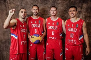 FIBA 3x3 World Cup: Serbia, Netherlands set up men's finals rematch