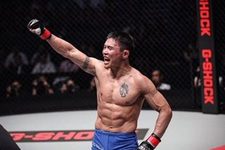 MMA: Mongolian fighter shrugs off age factor ahead of Edward Kelly bout
