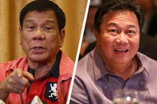Duterte: Alvarez can 'take as many wives as he wants'