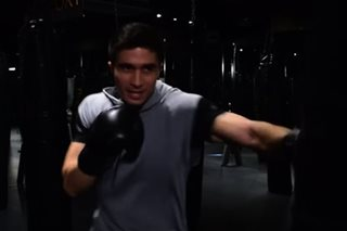 Boxing trainer's advice to those who want to stay fit? Quit making excuses