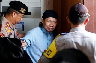 Marawi-linked terror suspect sentenced to death over Jakarta bombings