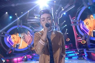'Your Face Kids': Sheena gets to perform as idol Darren