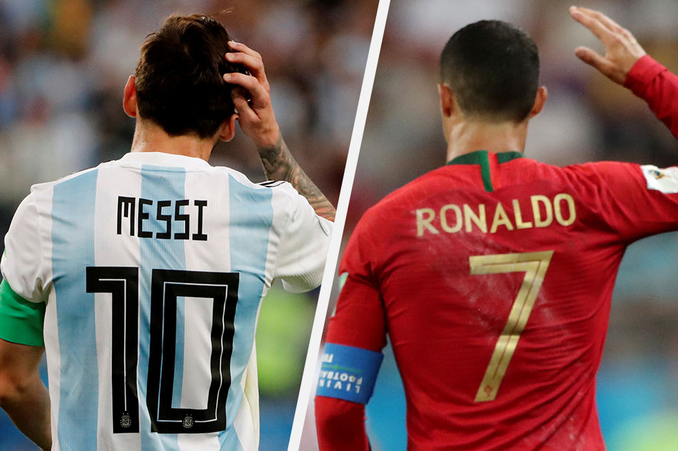 new product f1a85 41f30 FIFA World Cup: Messi and Ronaldo gear up for knockout phase ...
