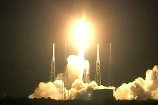 SpaceX brings Philippines' Maya-1 cube satellite to ISS
