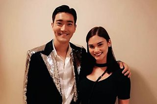 'A true fangirl moment': Pia scores photo with Super Junior's Siwon