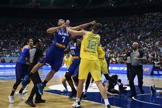 FIBA opens disciplinary proceedings against Philippines, Australia