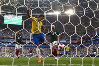 FIFA World Cup: Neymar leads Brazil past Mexico