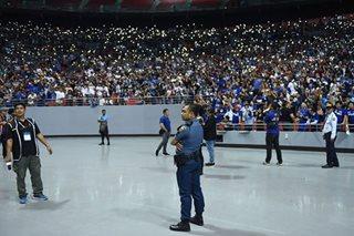 FIBA referee on PH Arena brawl: 'Walang dapat sisihin, lahat may pagkukulang'