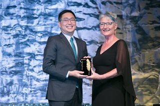 ABS-CBN wins Int'l Gold Quill Award for outstanding TV studio audience experience