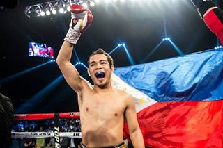 Like Pacquiao, Donaire plans to fight into his 40s