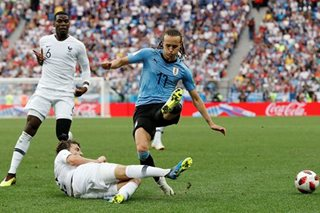 FIFA World Cup: France downs punchless Uruguay to reach semis