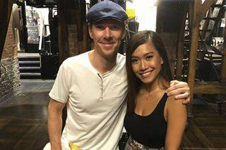 Lucky! Rachelle Ann Go meets Benedict Cumberbatch
