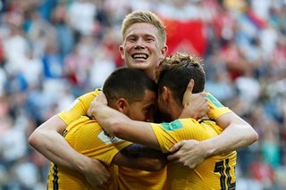 FIFA World Cup: Belgium beats England in third-place playoff