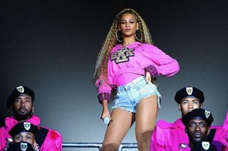 Beyonce to lead S. Africa anti-poverty festival for Mandela