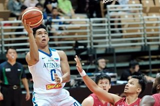 Jones Cup: Blue Eagles rout error-prone Lithuania for 3rd straight win