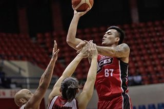 FIBA: Lacking height, Gilas adds Vic Manuel to Asia Cup qualifiers pool