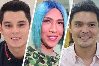 Vice Ganda, leading men sina Richard at Dingdong