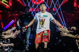 MMA: Folayang eyes redemption in front of hometown fans at MoA Arena