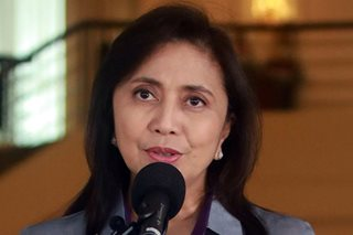 VP Robredo on alleged PhilHealth corruption: Nakaw sa pera ng tao