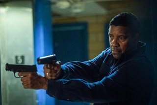 'Equalizer 2' narrowly edges past 'Mamma Mia 2' to land at No. 1