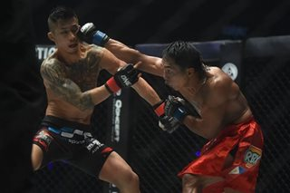 MMA: Kevin Belingon win caps perfect night for hometown fighters