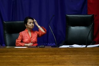 Arroyo, tiniyak na di gigipitin sa budget maski ang kontra sa kaniya