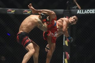 MMA: Belingon fine-tunes grappling game for rematch vs Fernandes