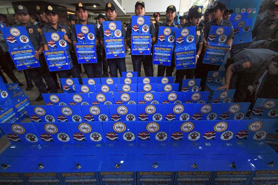 Zero achievement? Senate probe sought on DILG's P500-M anti-crime program 1