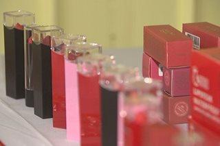 Environmental group, nagbabala laban sa mga 'nakalalasong' lipstick