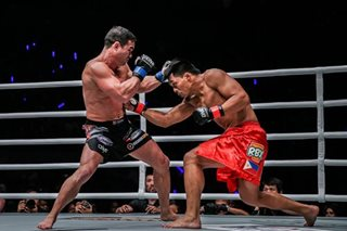 MMA: Honorio Banario trains cautiously to avoid injured competitors' fate