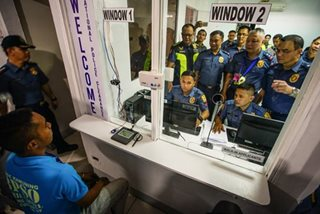 National Police clearance ID System launched
