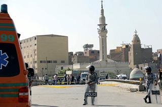 Pinoys in Egypt urged to be vigilant in wake of suicide attack